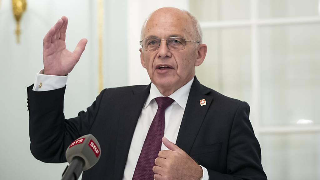 Maurer fordert von OECD ausgewogene Anwendung bei Mindeststeuersatz