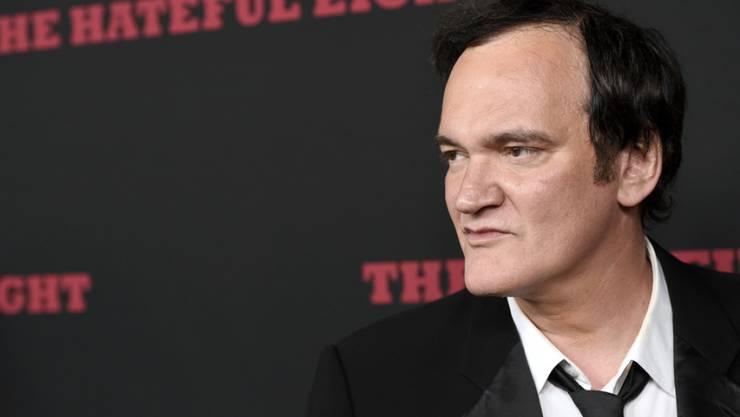Quentin Tarantino protestiert gegen Polizeigewalt (Archiv)