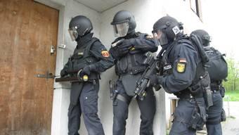 Sondereinheit Argus der Kantonspolizei Aargau