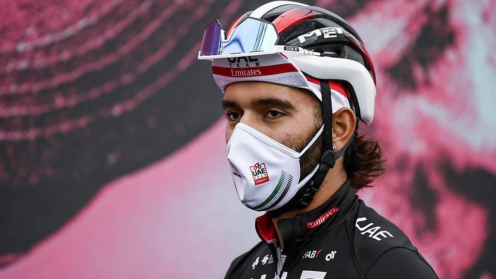 Sprinter Gaviria positiv getestet - Giro geht weiter