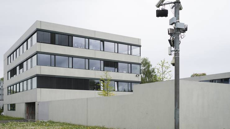 Das Empfangs- und Verfahrenszentrum (EVZ) in Kreuzlingen wird zu einem Bundesasylzentrum umgewandelt. Die Kapazität wird von 290 auf 310 Personen erhöht..JPG