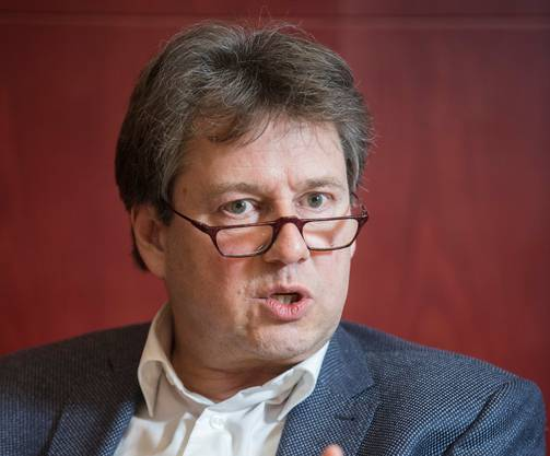 Reiner Eichenberger, Professor.