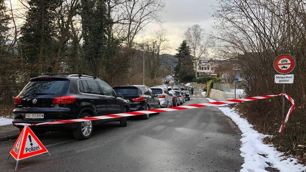 Leiche am Ufer der Limmat gefunden – Polizei geht von Tötungsdelikt aus