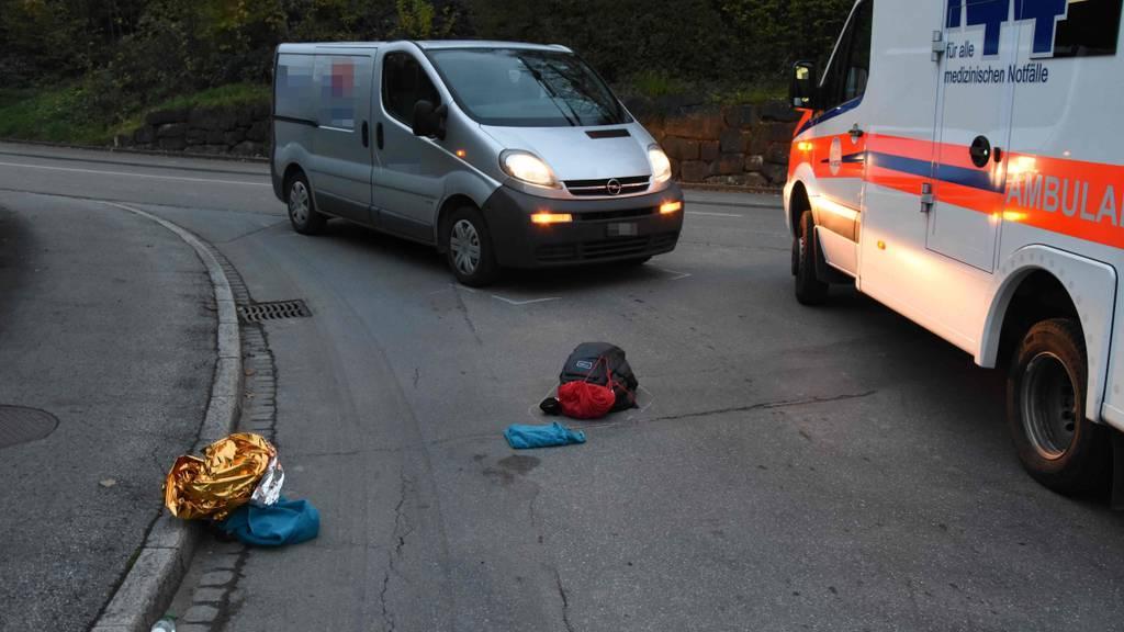 12-Jähriger von Lieferwagen angefahren und verletzt