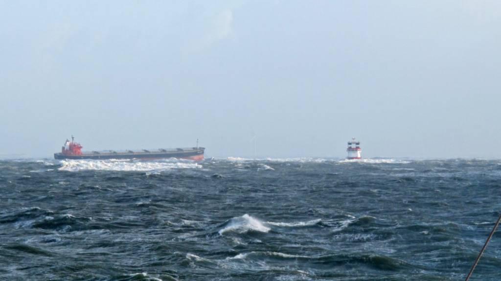 Hochseeschiff-Bürgschaften kosten den Bund weitere 129 Millionen
