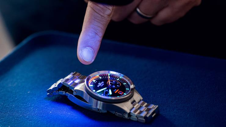 Die neue Uhr der Fortis