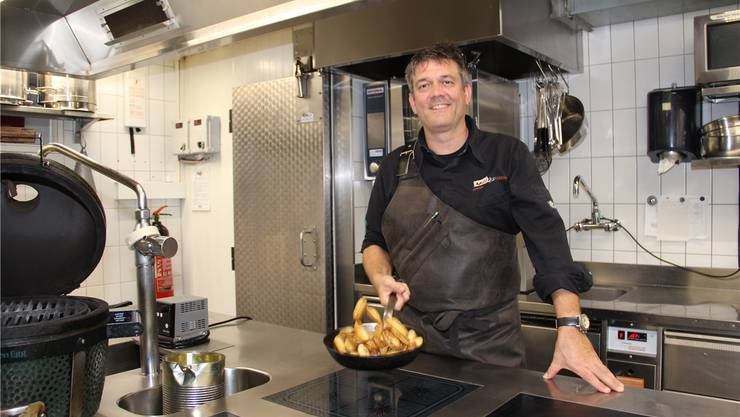 Harry Pfändler musste sich durchsetzen, bevor er seinen Bubentraum als Küchenchef erfüllen konnte.