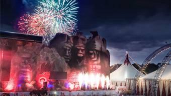 Das Sonnentanz-Festival soll am zweiten August-Wochenende bis zu 30000 Besucher ins Mettauertal locken.