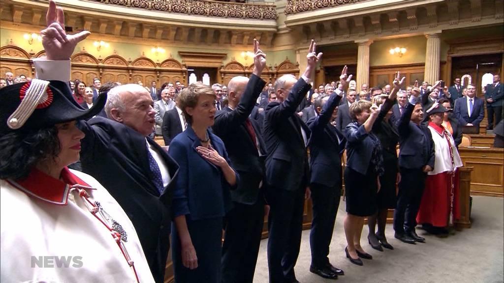 Bundesratswahlen: Das Wichtigste auf einen Blick