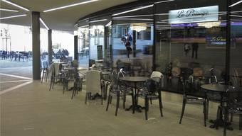 Den Standort bezeichnen die vier Ladenbetreiber in der Cordulapassage als gut.