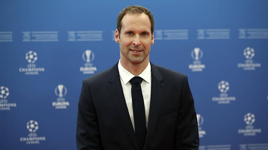 Petr Cech auch im Eishockey erfolgreich
