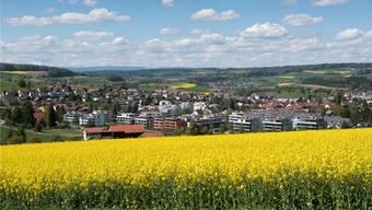 Ehrendingen liegt im Bezirk Baden – möchte aber dem Gemeindeverband Zurzibiet Regio beitreten.
