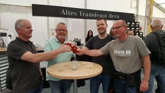 Eröffnung der Solothurner Biertage 2019