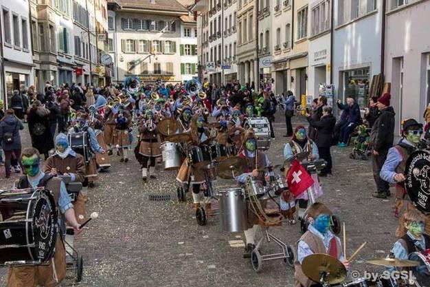 Schlossgeischtschränzer Lenzburg