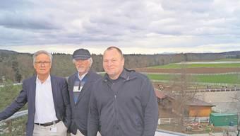 Verantwortliche des Reussparks und dessen Trägervereins Gnadenthal wollen eine Golfanlage mit 9 Löchern realisieren sowie eine Driving-Ranch, wo Anfänger und Hobbygolfer kurze und lange Abschläge sowie das Einlochen üben können.