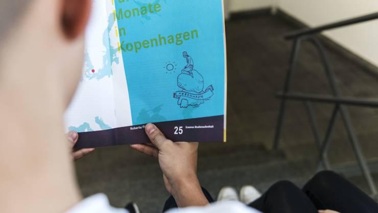 Lieber in Kopenhagen als in der Schweiz: Junge Schweizer Erwachsene können sich eher vorstellen, im Ausland zu wohnen oder dort einen Sprachaufenthalt zu machen als in einer anderen Sprachregion der Schweiz. (Symbolbidl)