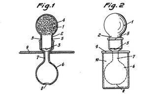 Küsnachter Henry Zürcher entwickelte ein «Gerät zur Verhinderung des Schnarchens und Blasens beim Schlafen» (1959)