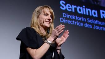 Seraina Rohrer kann sich freuen. Die neue Partnerschaft birgt viel Potenzial für die Zukunft. (Archiv)