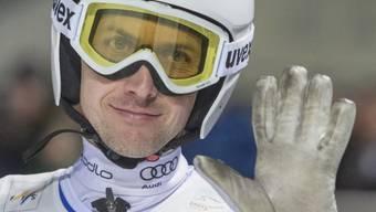 Simon Ammann ist an der Vierschanzentournee dabei