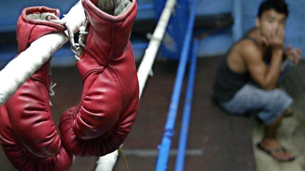 Boxhandschuhe hatte der irische Tourist mit kuwaitischen Wurzeln nicht zur Hand, als er sich in Istanbul boxend gegen mehrere Männer zur Wehr setzte (Symbolbild)