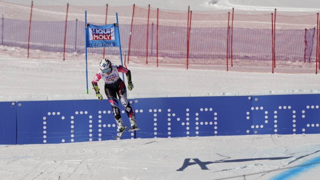 Die WM in Cortina d'Ampezzo soll nicht ohne Zuschauer über die Bühne gehen.