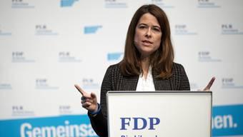 Will ihre Partei ökologischer ausrichten: FDP-Präsidentin Petra Gössi.