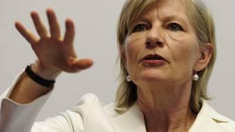 Die Zürcher Regierungsrätin Regine Aeppli wehrte sich vergeblich gegen die Kürzungen in der Bildung(Archiv)