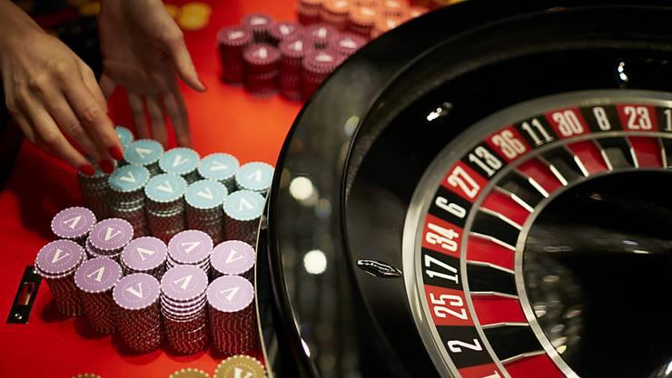 Die Netzsperre blockiert ausländische Online-Casinos in der Schweiz. (Symbolbild)