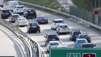 Welche Lehren zieht Grenchen aus vergangenen Verkehrsproblemen? (Archivbild/Symbolbild)