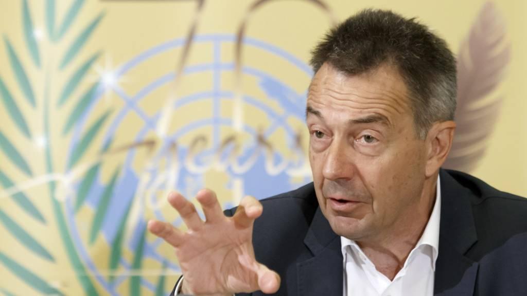 Klimawandel und neue Konfliktarten fordern humanitäre Helfer
