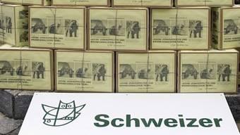 Petition zum Wohl von Tieren: Seit 150 Jahren ist der Schweizer Tierschutz aktiv (Archiv)