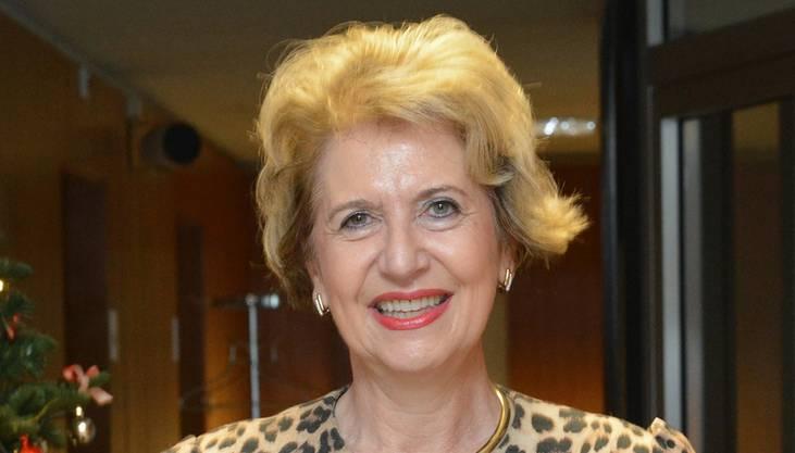 Andrea Schenker-Wicki, Rektorin der Uni Basel