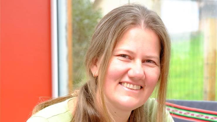 «Ich liebe mein Leben.» Roni Baerg will ermutigen, sich selber treu zu bleiben.