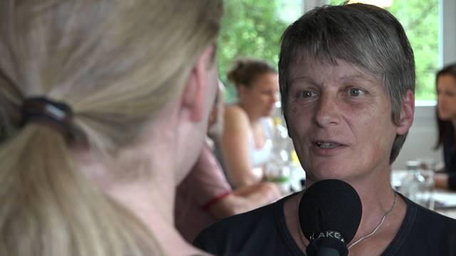 «Erdbeeren aus Spanien gibt es bei uns nicht»: Für Annemarie Lüthi ist das Kochen mit lokalen Produkten eine Lebenseinstellung.