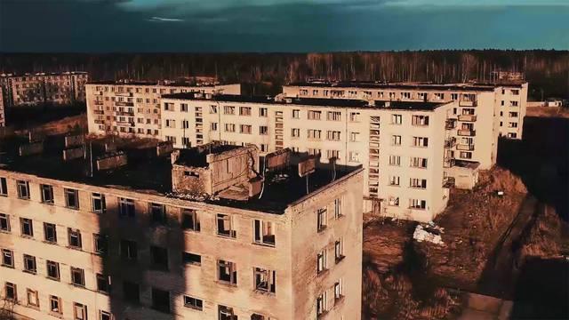 Diese Geisterstadt umgibt ein Geheimnis: Ein Besuch in der ehemaligen Sowjet-Stadt Skrunda-1
