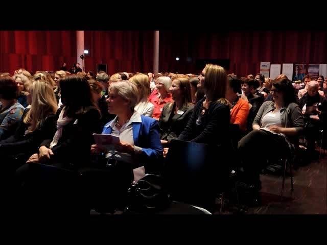 Frauen vernetzen sich am Swiss Women Network Day in Brugg