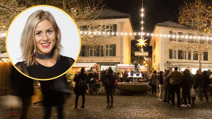 Dara Masi: «Dieses Jahr wurde meine Abstinenz vom ersten Aarauer Weihnachtsmarkt zerstört.»