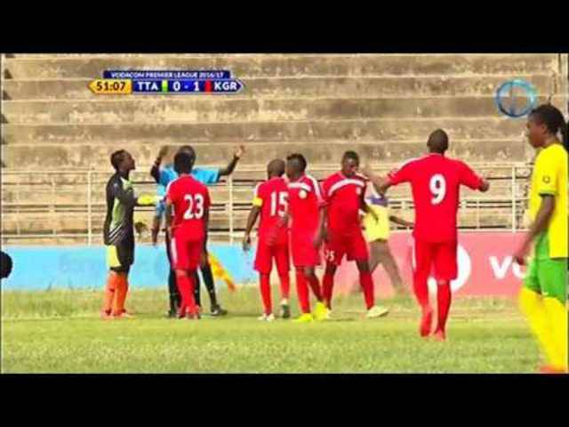 Kagera Sugar FC Vs Toto African SC, Full Time 1-1