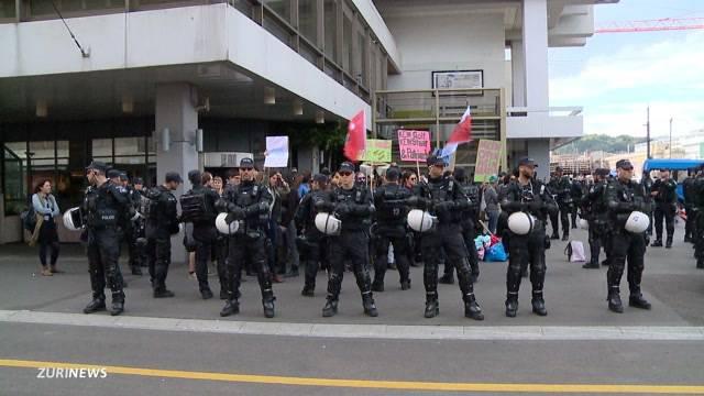 Kritik an Verhaftungen bei Marsch fürs Leben