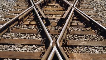 Im Rangierbahnhof von Chiasso sind zwei Güterzüge zusammengestossen. (Symbolbild)