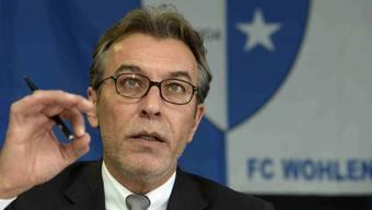 René Meier: «Was seitens der Liga abgeht, ist eine inakzeptable Unverschämtheit.»