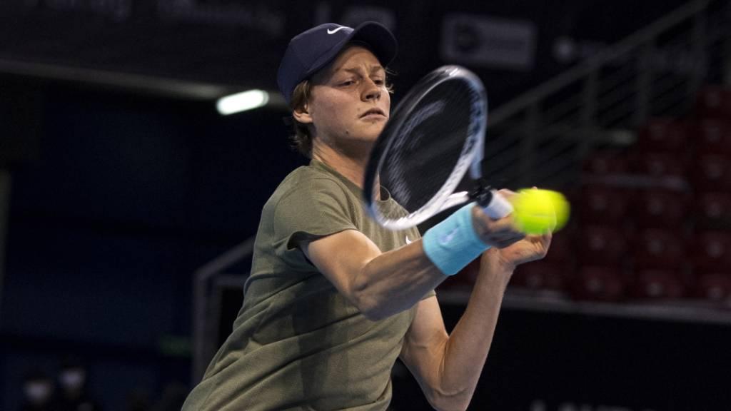 Jannik Sinner jüngster Turniersieger seit 2008
