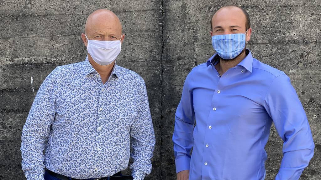 Maske statt Hemd: Mit Edelweiss das Umfeld schützen?