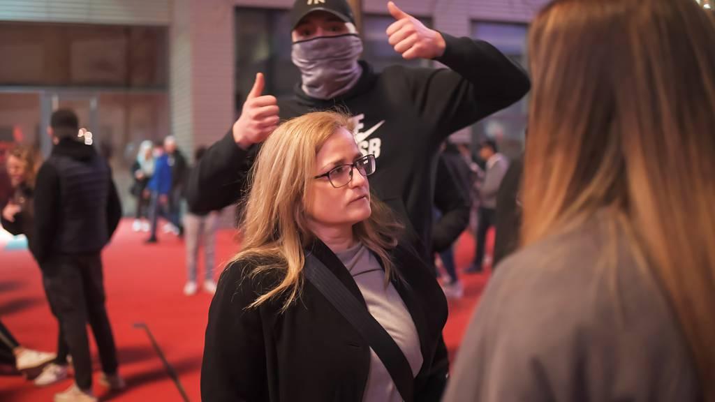 Stadtpräsidentin Pappa: «Die Wut auf die Polizei ist völlig daneben»
