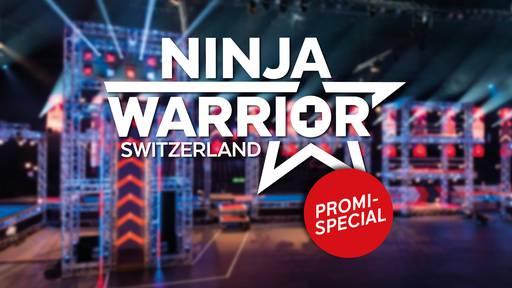 NINJA WARRIOR SWITZERLAND Promi-Special