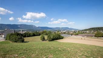 Das Areal der ehemaligen Strafanstalt Schöngrün (rechts vom Bürgerspital Solothurn) steht zum Verkauf. Verkäufer ist der Kanton Solothurn.