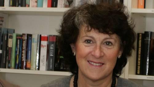 Vizeamtsfrau Rosmarie Groux