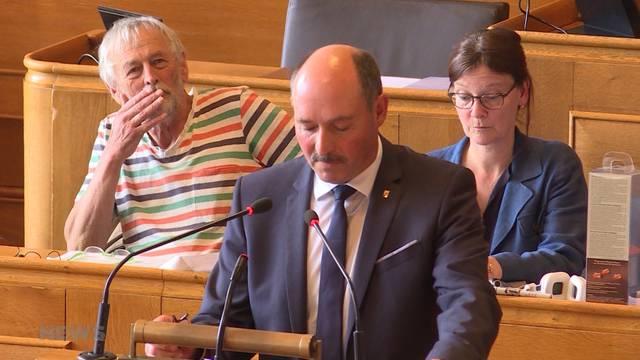SVP-Grossrat Jürg Iseli wird zum höchsten Berner gewählt