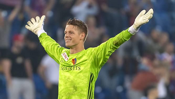 Jonas Omlin wechselte in diesem Jahr von Basel nach Montpellier.