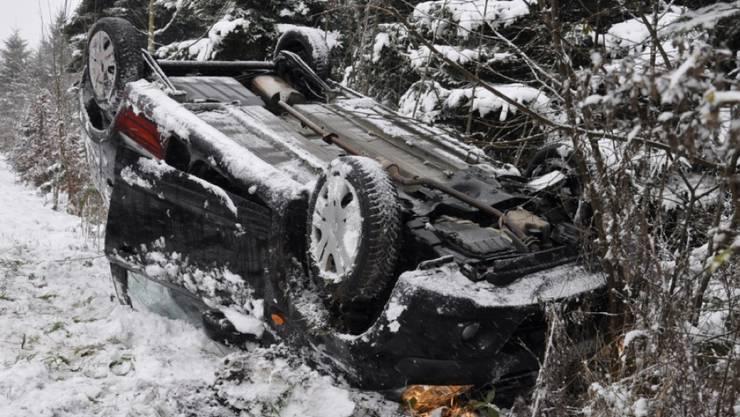 Unfall in Fulenbach
